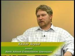 Kásler Árpád -