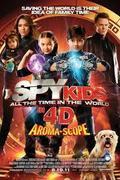 Kémkölykök 4D: A világ minden ideje (Spy Kids 4: All the Time in the World)