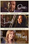 Az utolsó randevú (One Last Thing...)