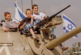 Izrael és ami körülötte létezik, a valóság...