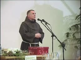 Böjte Csaba testvér előadása Monoron