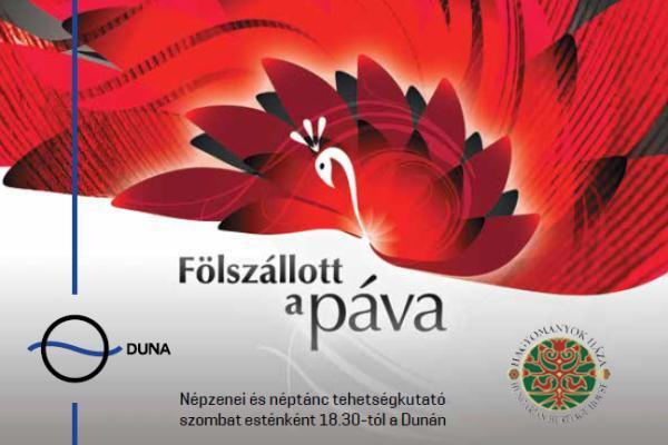 Duna Tv Fölszállott a Páva