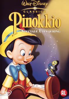 Pinokkió (Pinocchio) 1940