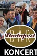 Budapest Bár koncert az A38 Hajón