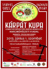 Kárpát Kupa 2013 -Baranta