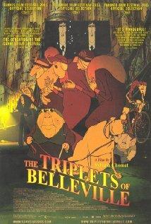 Belleville randevú (Les Triplettes de Belleville)