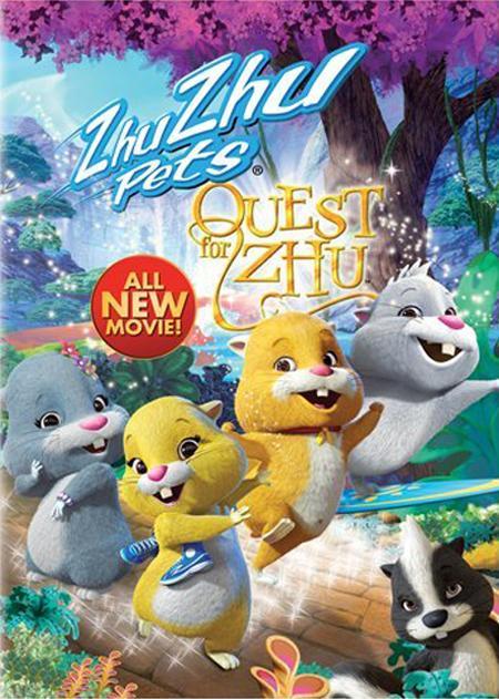 ZhuZhu Pets - Zhu-küldetés (ZhuZhu Pets - Quest for Zhu)