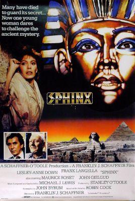 Robin Cook: Szfinx (Sphinx)