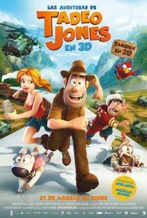 Tad Jones csudálatos kalandjai (Las aventuras de Tadeo Jones)