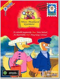 Miss Mallard nyomoz (A Miss Mallard Mistery)
