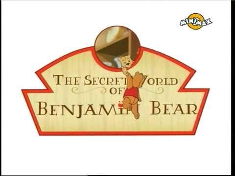 Benjámin maci titkos világa (The Secret World of Benjamin Bear)