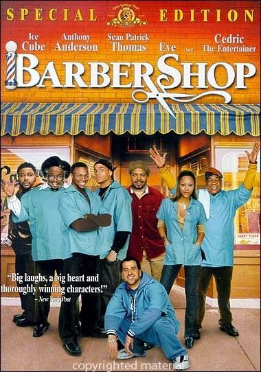 Birkanyírás (Barbershop)