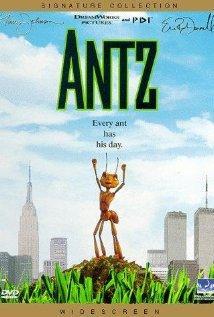 Z, a hangya (Antz)