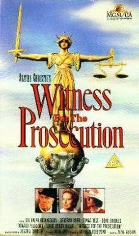 A vád tanúja (Witness for the Prosecution) 1982.
