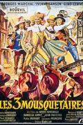 A három testőr (Les trois mousquetaires) 1953.