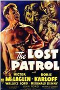Elveszett őrjárat (The Lost Patrol)
