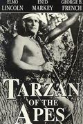 Tarzan a majmok fia (1918)(Tarzan a majomember)