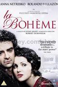 Giacomo Puccini: Bohémélet (Operafilm)