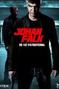 Johan Falk - Bandaháború (Johan Falk: De 107 patrioterna)