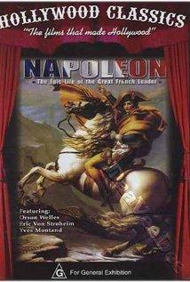Napóleon (Napoléon) 1955.