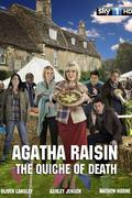 Agatha Raisin és a spenótos halálpite (Agatha Raisin The Quiche Of Death)
