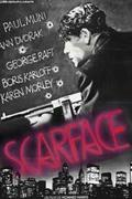 A sebhelyesarcú (Scarface - The Shame of a Nation) 1932.