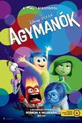 Agymanók (Inside Out) 2015. CAM.