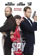 A kém (Spy) 2015.