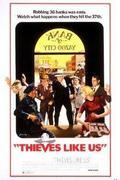 Tolvajok, mint mi /Thieves Like Us/