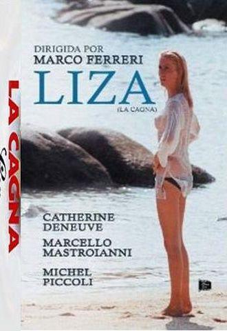 A szuka – színes, olasz-francia játékfilm 1972