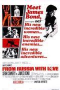 James Bond: Oroszországból szeretettel /From Russia with Love/ 1964.