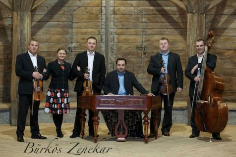 Bürkös zenekar