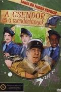 A csendőr és a csendőrlányok (Louis de Funes)