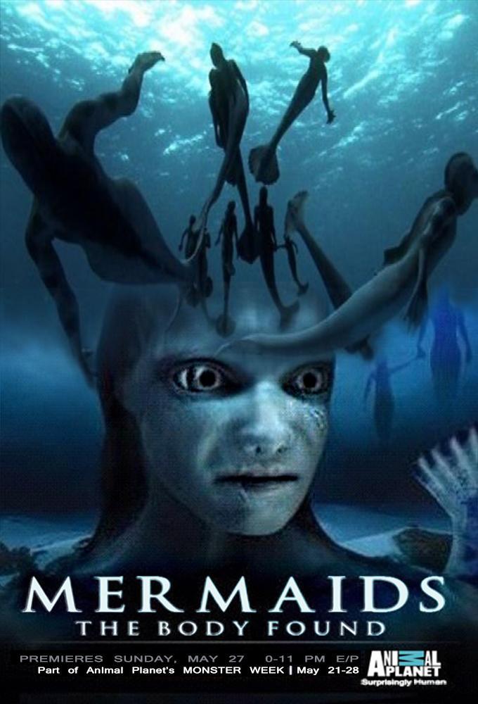 Sellők: a megtalált test /Mermaids: The Body Found/
