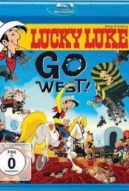 Lucky Luke - Irány a vadnyugat /Tous a l'Ouest: Une aventure de Lucky Luke/