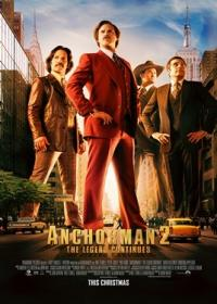 Ron Burgundy: A legenda folytatódik (Anchorman 2: The Legend Continues)