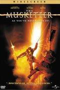 D'artagnan, a muskétás