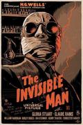 A láthatatlan ember (The Invisible Man) 1933.