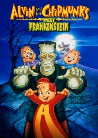 Alvin és a mókusok kalandjai Frankensteinel (Alvin and the Chipmunks Meet Frankenstein)