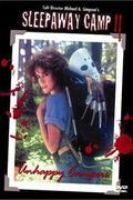 A halál angyala 2. (Sleepaway Camp II: Unhappy Campers) 1988.