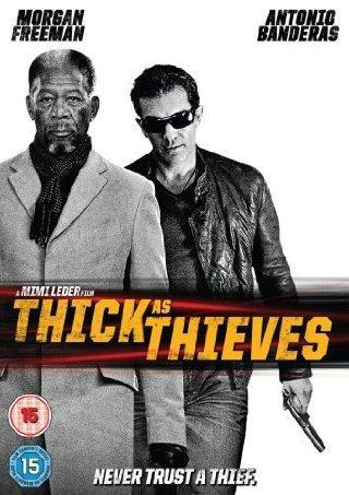 A kód /The Code/ (Thick as Thieves)