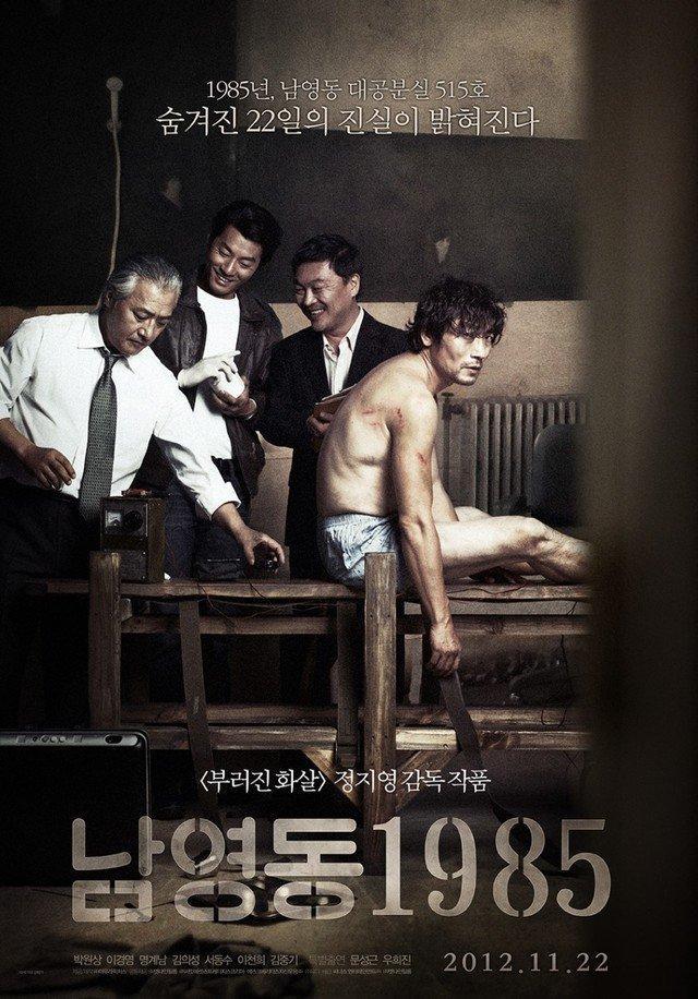 Nemzetiztonság (남영동) 1985.