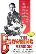 Felsőbb osztályba léphet /The Browning Version/ 1951.