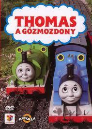 Thomas, a gőzmozdony