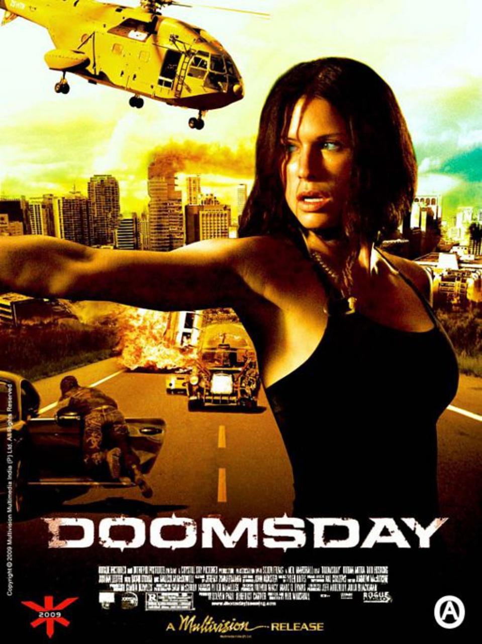 Végítélet /Doomsday/