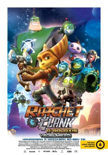 Ratchet és Clank - A galaxis védelmezői /Ratchet and Clank/