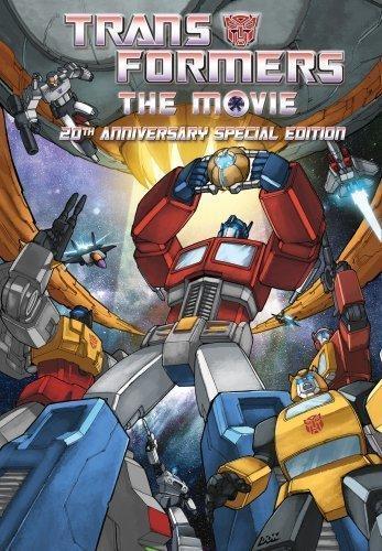 Transformers - Alakváltók  1986  (ijoco)
