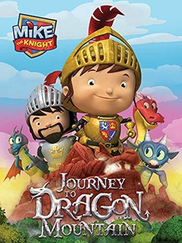 Mike, a kislovag – Utazás a Sárkány-hegyre (Mike The Knight: Journey To Dragon Mountain)