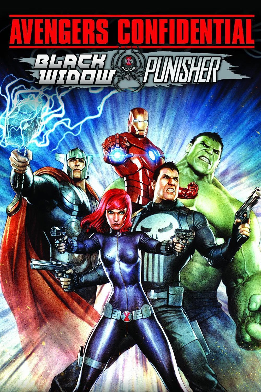 Fekete özvegy és Megtorló - A múlt árnyai /Avengers Confidential: Black Widow & Punisher/
