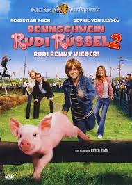 Rudi malac újra száguld /Rennschwein Rudi Rüssel 2 - Rudi rennt wieder!/